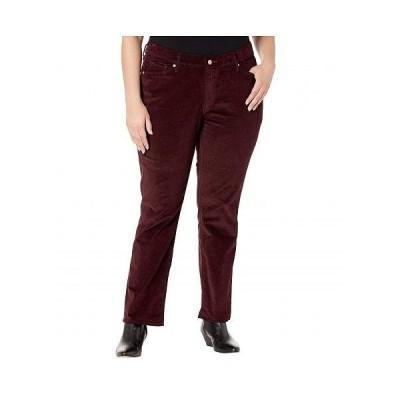 Levi's(R) Plus リーバイス レディース 女性用 ファッション ジーンズ デニム 414 Classic Straight - Soft Malbec Cord