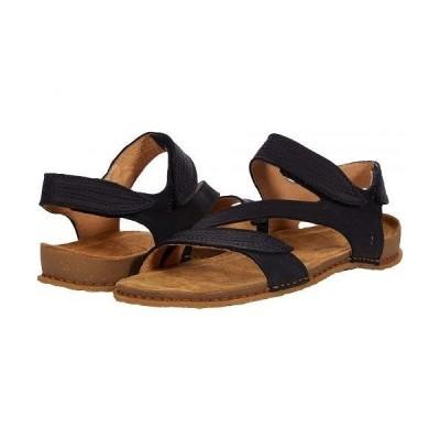 El Naturalista エルナチュラリスタ レディース 女性用 シューズ 靴 サンダル Panglao N5810 - Black