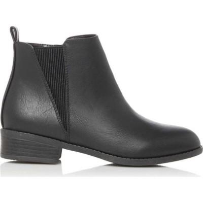 ヘッドオーバーヒールズ Head Over Heels レディース ブーツ チェルシーブーツ シューズ・靴 Porsha Chelsea Boots Black