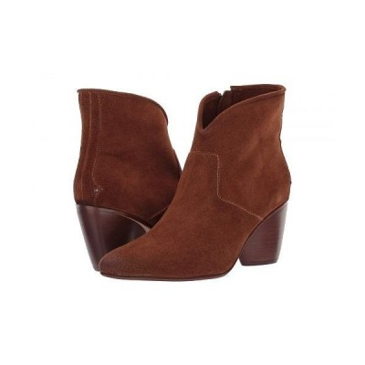 Two24 by Ariat レディース 女性用 シューズ 靴 ブーツ アンクル ショートブーツ Meadow Brook - Saddle Suede