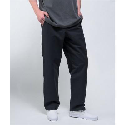 アディダス ADIDAS メンズ チノパン ボトムス・パンツ adidas Loose Black Pants Black
