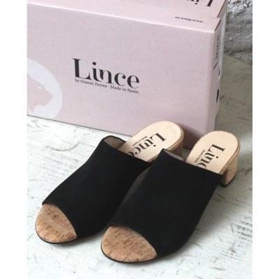 【sale セール】【正規品】Lince(リンス)スエードレザーサンダル 85505【あす楽対応】レディース