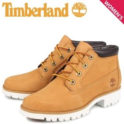 ティンバーランド Timberland ブーツ レディース チャッカ クラシック ライト ネリー WOMENS CLASSIC LIGHT NELLY CHUKKA BOOTS ウィート