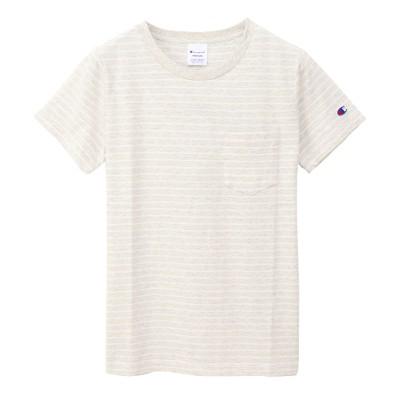 ウィメンズ ポケットTシャツ 20SS チャンピオン(CW-P301)