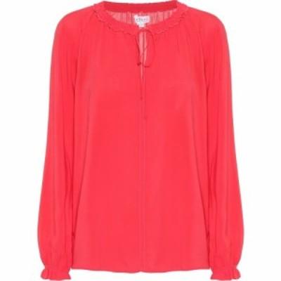 ベルベット グラハムandスペンサー Velvet レディース ブラウス・シャツ トップス samantha blouse Cranapple