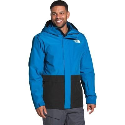 ザ ノースフェイス The North Face メンズ スキー・スノーボード ジャケット アウター clement triclimate snowboard jacket Clear Lake Blue/TNF Black