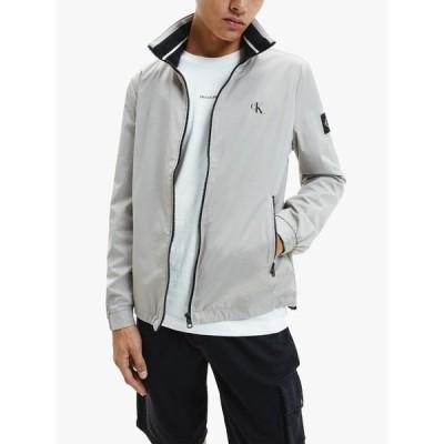 カルバンクライン ジャケット&ブルゾン メンズ アウター Calvin Klein Jeans Nylon Harrington Jacket