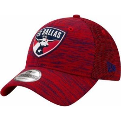 ニューエラ メンズ 帽子 アクセサリー New Era Men's FC Dallas 9Twenty On Field Adjustable Hat -