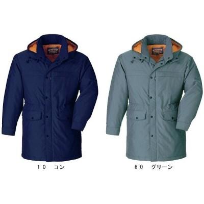 防寒服 防寒着 防寒コート コート 756(M〜LL) 755シリーズ ジーベック(XEBEC) お取寄せ