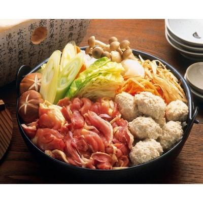 【全国配送料込み】青森地鶏シャモロック鍋