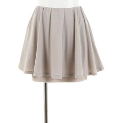 【BED&BREAKFAST】Standard Cloth ダブルスカート