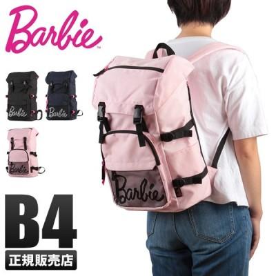 Barbie バービー シエラ リュックサック スクエアかぶせ付き 17L 55783