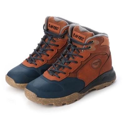 ハイテック HI-TEC 短靴 HT HKU22W AORAKI EXP MID WPG キャメル 53841008