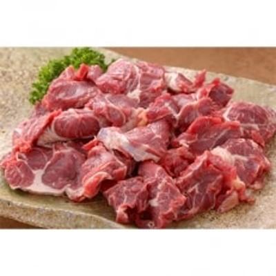佐賀産和牛赤身スジ 1kg(500g×2パック)