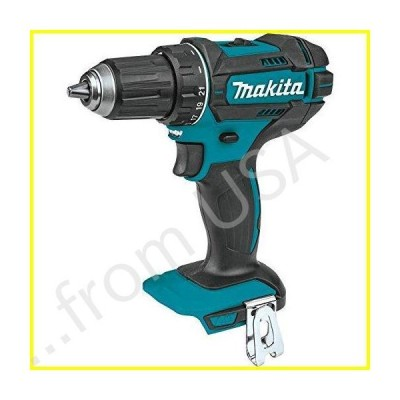 """Maセットa XFD10Z 18V LXT Lithium-Ion Cordless Driver-Drill, ツール Only, 1/2"""""""