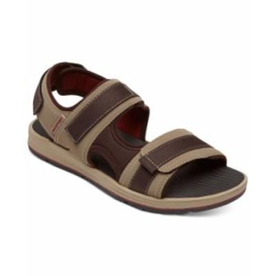 ロックポート メンズ サンダル シューズ Men's LB M Sport Three-Strap Sandals Tan