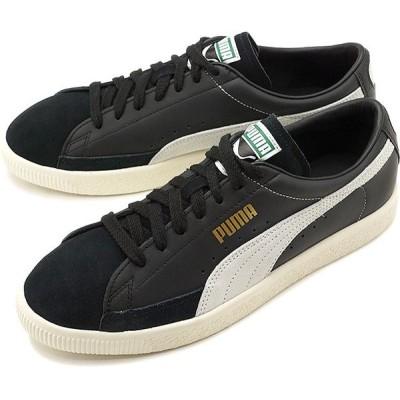 プーマ PUMA バスケット 90680BASKET 90680 メンズ スニーカー 靴 プーマ ブラック 365944-07 SS19
