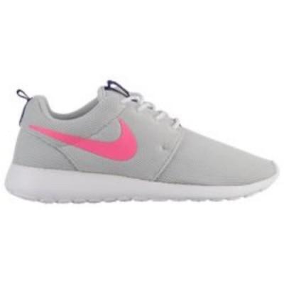 ナイキ レディース ローシワン Nike Roshe One スニーカー Pure Platinum/Laser Pink/Court Purple/White