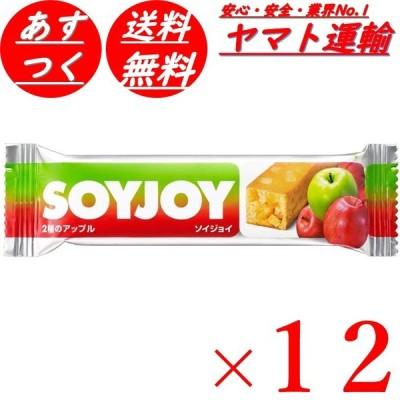 ソイジョイ 2種のアップル ダイエット おやつ soyjoy 大塚製薬 まとめ買い 12本セット