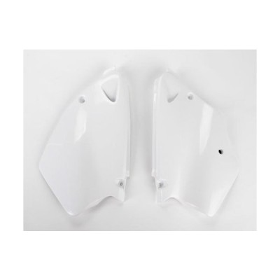 UFO YA04835-046 キット and リプレイスメント Plastic (PANELS SIDE YZ 2TO4 WHITE(海外取寄せ品)