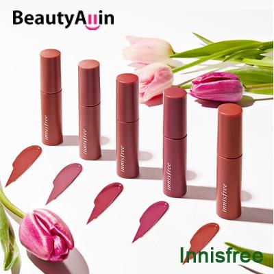 Innisfree イニスフリー - Vivid Cotton Ink ビビッドコットンインク 4g 10 Color / 韓国コスメ