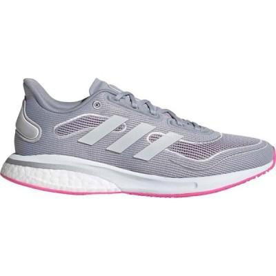 アディダス adidas レディース ランニング・ウォーキング シューズ・靴 Adidas Supernova Running Shoes Halo Silver