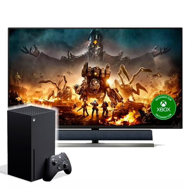 Xbox Series X+ 55吋 HDMI 2.1 / 4K 120Hz / HDR10 / PHILIPS 顯示器