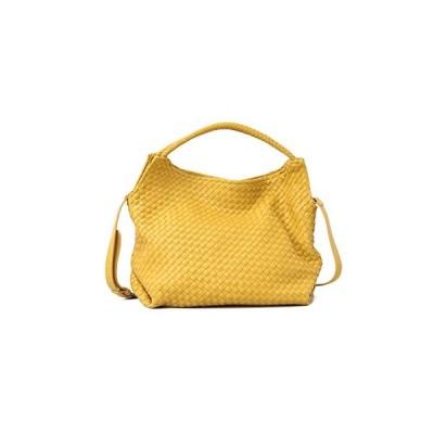 [アーバンリサーチ] 鞄 ショルダーバッグ メッシュレザー2WAYショルダーバッグ レディース UR94-2AW018 YELLOW -
