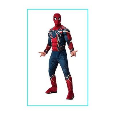 スパイダーマン 衣装、コスチューム 大人男性用 アベンジャーズ/インフィニティ・ウォー DELUXE