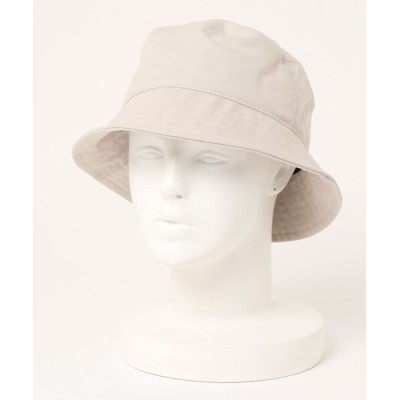 ENVYM / ツイルバケットハット WOMEN 帽子 > ハット