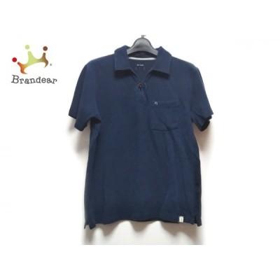 ポールスミス PaulSmith 半袖ポロシャツ サイズL メンズ ネイビー 新着 20200616