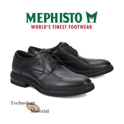 10%off MEPHISTO JAPAN メフィスト 正規取扱い OLIVIO BLACK 靴 メンズ 本革 ポルトガル製 【沖縄・離島は送料無料対象外】
