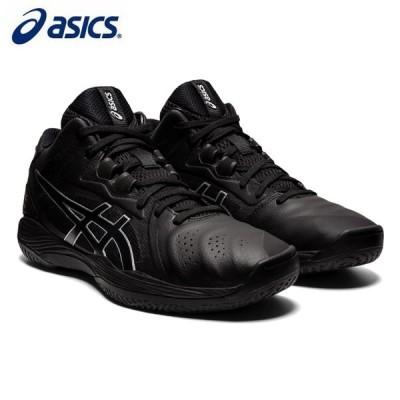 アシックス バスケットシューズ メンズ ゲルフープ13 ワイド GELHOOP V 13-wide 1063A033 001 asics バスケ 靴 練習 試合 部活