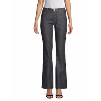 ヴァレンティノ レディース パンツ デニム Buttoned Wide-Leg Jeans