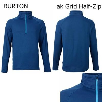 BURTON バートン スノーボード AK GRID HALF-ZIP インナー セール