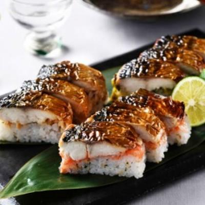 博多華味鳥監修 3種の博多焼き鯖棒寿司セット トリゼンフーズ プレゼント