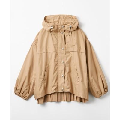 バックプリーツブルゾン (コート)(レディース)Coat
