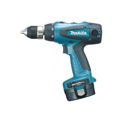 Makitaマキタ 6337DWDE 14.4-Volt NI-MH 1/2-Inch Cordless Drill/Driver Kit