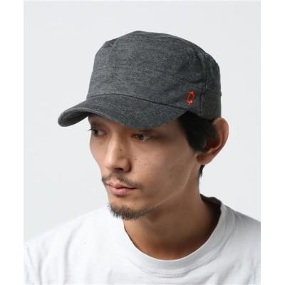 Clef OUTDOOR / 【クレ】スエット リブ ワーク キャップ MEN 帽子 > キャップ