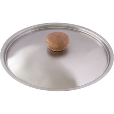 ウルシヤマ フライパン用ステンレス蓋 16cm CD:018410