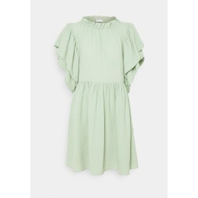 ホフマン コペンハーゲン レディース ワンピース トップス AMELIA - Day dress - pure mint pure mint