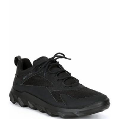 エコー メンズ ドレスシューズ シューズ Men's MX Low GTX Slip-Ons Black/Black