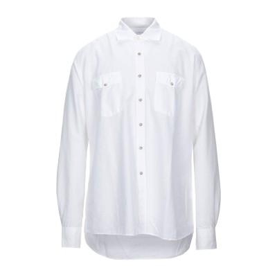 ORIGINAL VINTAGE STYLE シャツ ホワイト 3XL コットン 100% シャツ