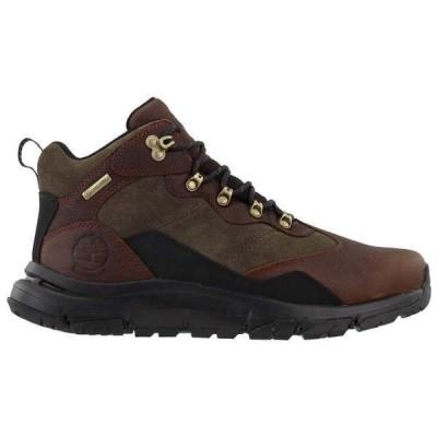 ティンバーランド メンズ ブーツ・レインブーツ シューズ Garrison Field Waterproof Mid Boots