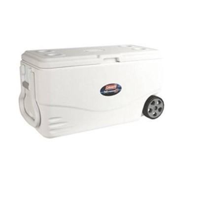 Coleman 100 qt Xtreme 5-Wheeled Cooler 並行輸入品