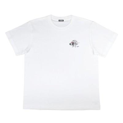 DALMATIAN T-SHIRTS - WHITE