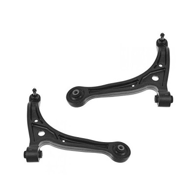 Front Lower Control Arms w/Ball Joints Pair Set for 99-04 Honda Odysse