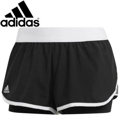 【メール便対応】アディダス テニス TENNIS CLUB SHORT ショートパンツ メンズ レディース FRO16-DU0970