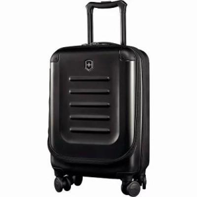ビクトリノックス スーツケース・キャリーバッグ Spectra 2.0 Expandable Compact Global Carry On Black