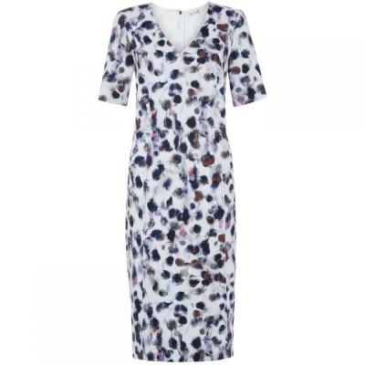 ダンセル Damsel in a Dress レディース ワンピース ワンピース・ドレス Snow Leopard Dress Multi-Coloured